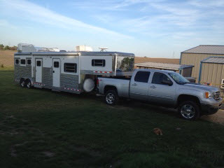 Horse trailer loans